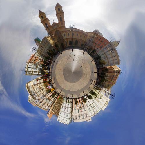 Cádiz_Plaza San Antonio