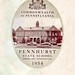 Pennhurst, From the Past