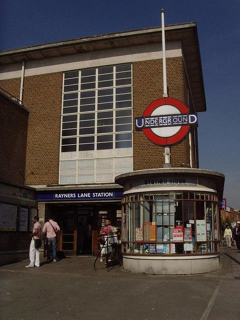 In Pictures: Art Deco London