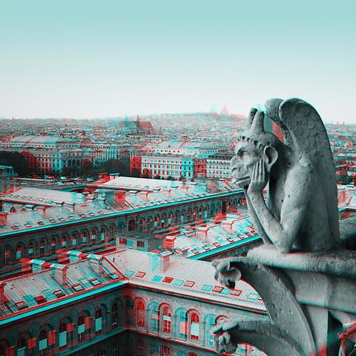 Chimäre, Notre Dame de Paris