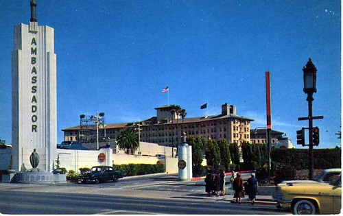 Ambassador Hotel, Los Angeles, California