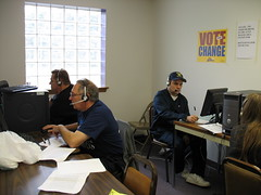 WI: Phone banking  using the predictive dialers in Milwaukee