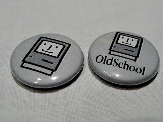 Oldschool mac buttons