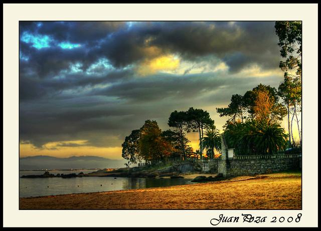 Amanecer en Las Sinas / Dawning in Sinas Beach