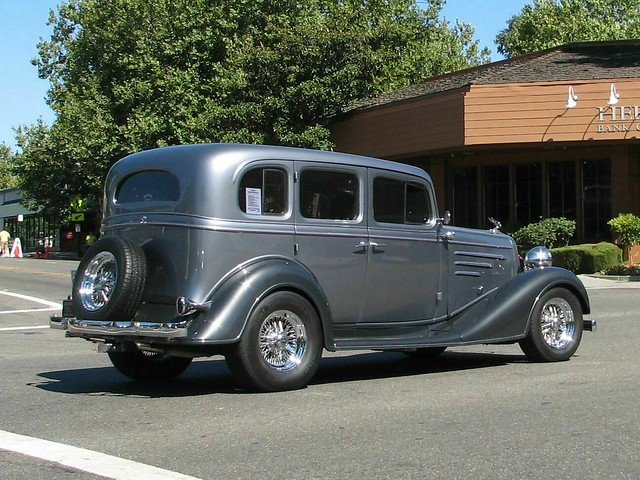 1934 35 chevrolet 4 door sedan custom 2 flickr photo