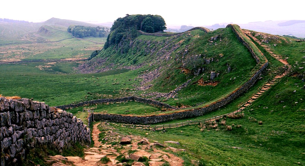 ENGLAND - Hadrians-Wall  - 46/583
