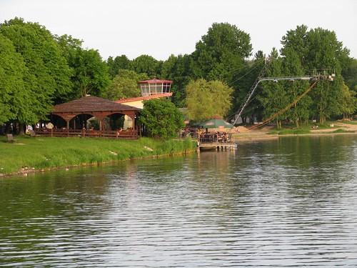 Zalew Zemborzycki - water ski lift par Yenner815