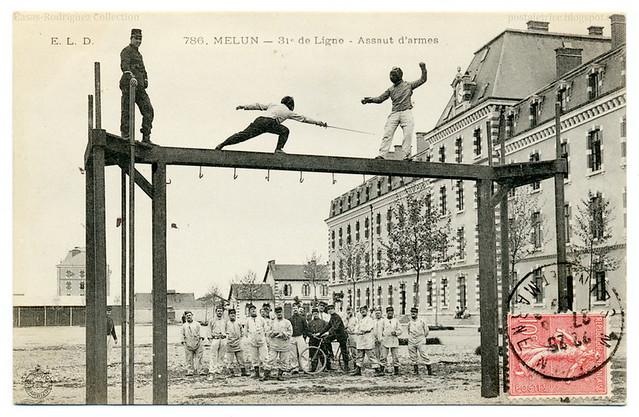 One Shall Fall: En Garde! (1908)