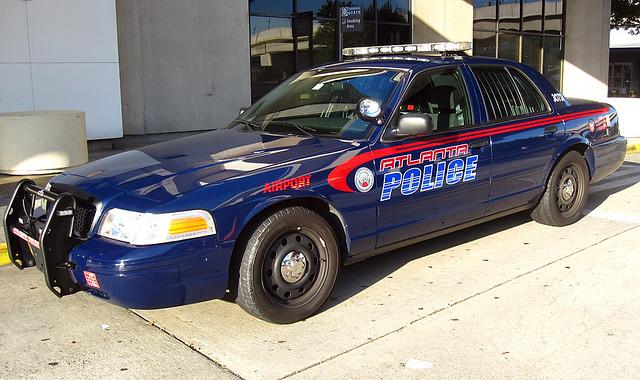 Atlanta police codes