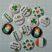 Irish button badges