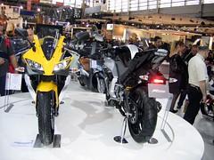 Yamaha motorcycles, Yamaha R125 Front Rear