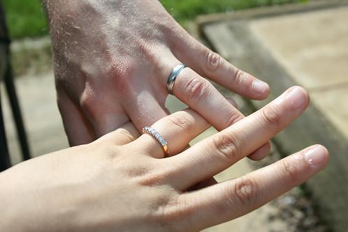 I am engaged!