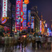 Shanghai neon show by Gary Wong Photography