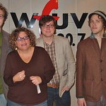 Gomez at WFUV with Rita Houston
