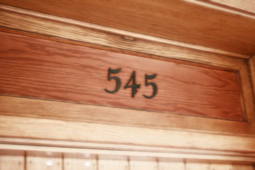 What happened in Room 545?