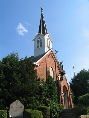 elizabeth pennsylvania churches favorites 500views 2008 stmichaelschurch