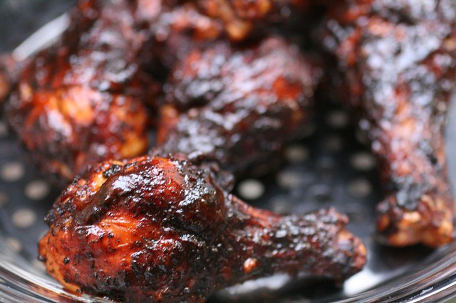 Best BBQ Chicken with Simple Barbecue Sauce | Flickr - Photo Sharing!