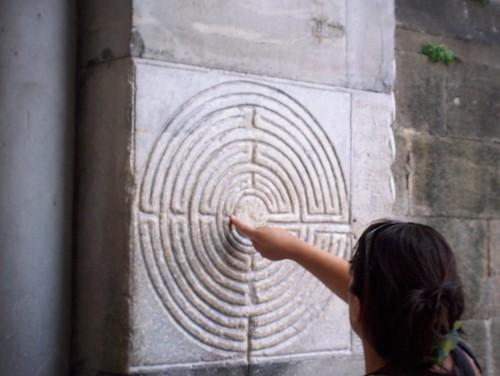 maze (Sienna) by berendbotje54