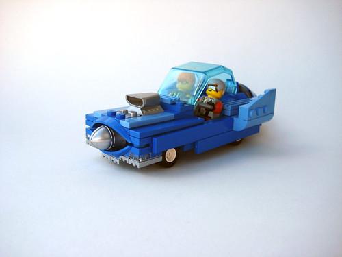 Atomic Cruiser