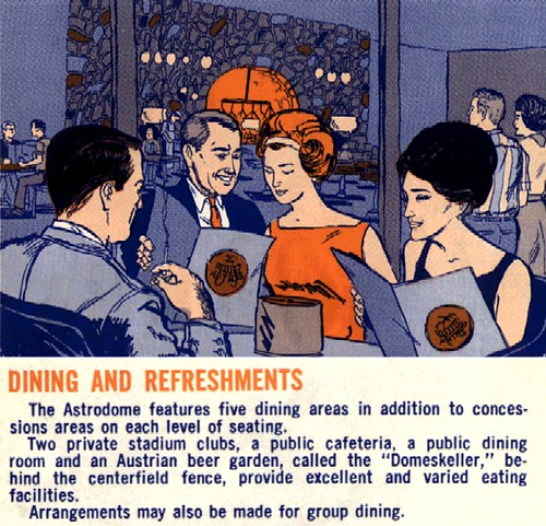 Astrodome Dining and Refreshments