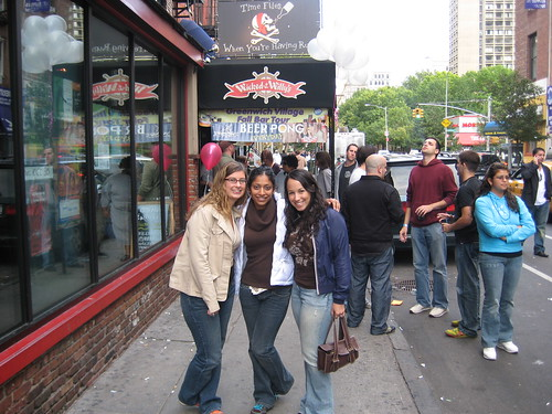 Greenwich Village Bar Crawl 2008