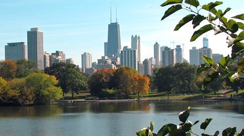 Lincoln Park's South Pond