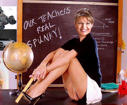 Palin Upskirt 71