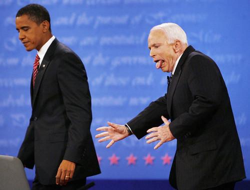 McCain The Monster