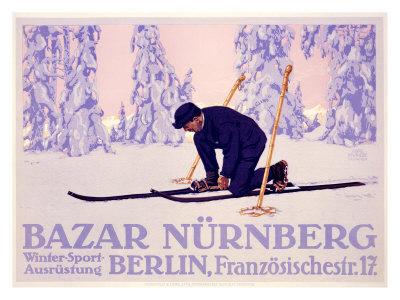 Bazar Nüremberg (c.1910)