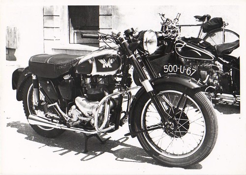 Matchless Twin