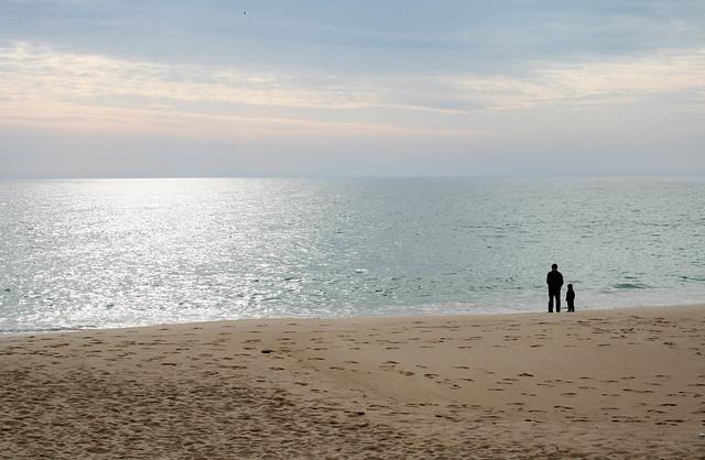 Father, Son, Ocean