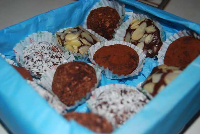 homemade Truffles | Flickr - Photo Sharing!