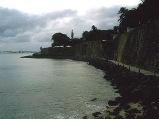 Wall San Juan