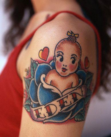 Steve chenn eden tattoo 1990s flickr photo sharing for Garden of eden tattoo