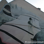 Street Graffiti - Riga, Latvia