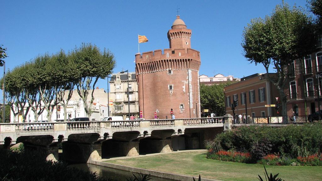 Perpignan Castle