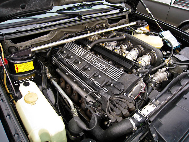 Bmw E28 M5 S38b35 Engine Flickr Photo Sharing