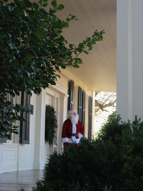Santa at arlington 2