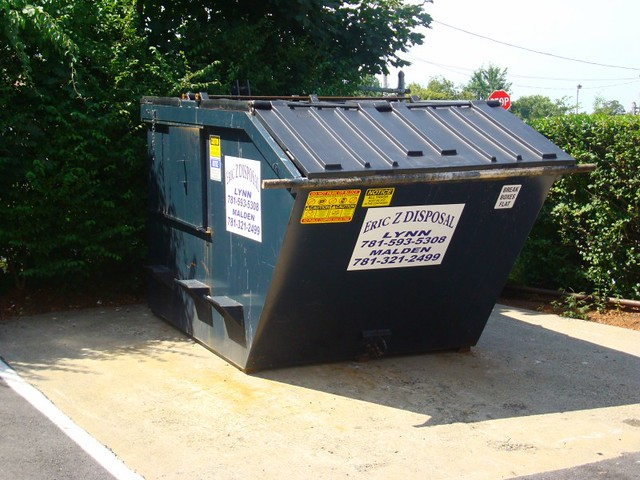 yard waste dumpster crestview fl