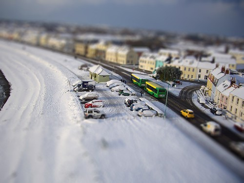 snow kite bus miniature pentax fake shift fv5 aerial optio 16 kap tilt guernsey kiteaerialphotography s10 flowform cotcmostfavorited becot tiltshiftmakercom aeriali