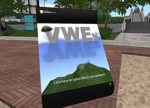 NMC Virtual Worlds Expeditions (VWEx)