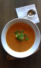 curry, tarhana, tomato soup, bisque, food, dish, soup, cuisine,