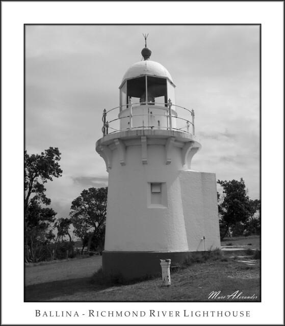 Ballina - Richmond River Lighthouse