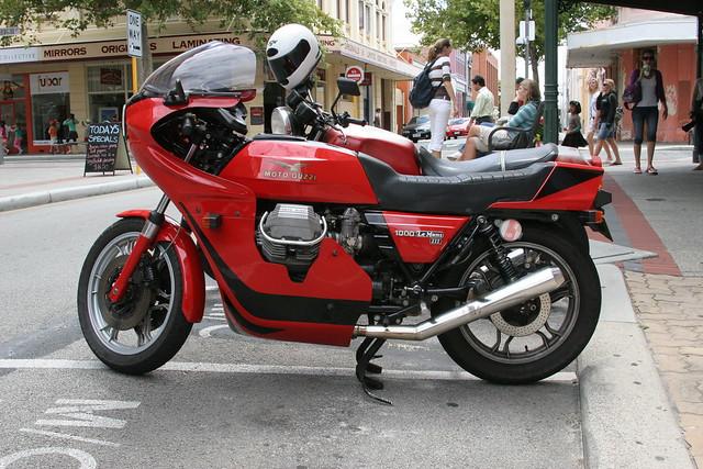 moto guzzi le mans 1000 mark 3 western australia moto. Black Bedroom Furniture Sets. Home Design Ideas