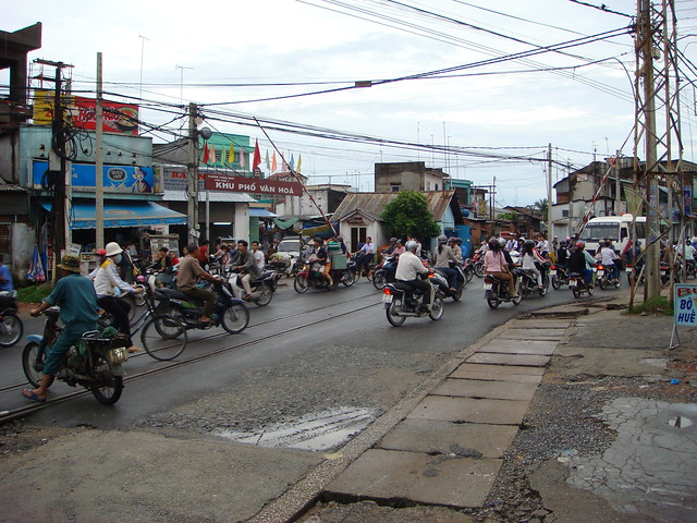 Bien Hoa (Dong Nai) Vietnam  city photo : Road in Bien Hoa City, Dong Nai, Vietnam | Flickr Photo Sharing!