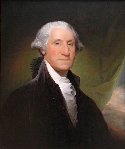 George Washington, 1795