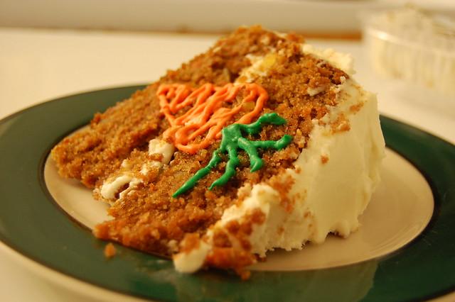 carrot cake | Flickr - Photo Sharing!