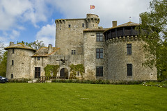 stately home, castle, building, monastery, estate, fortification,