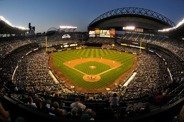 Safeco Field - Seattle Mariners | Flickr - Photo Sharing!