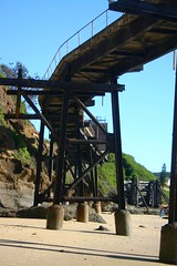 Rail Approach Trestle
